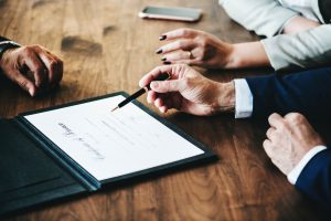 certificate of divorce to be signed by a couple
