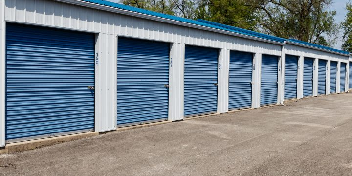Self storage Wyong facility